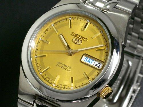 セイコー5 SEIKO ファイブ 腕時計 自動巻き メンズ SNKE19J1 B0033005P4