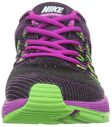 Nike Fuchsia 10 Flash Zoom Donna black White Wmns Air Sportive Scarpe Lime Vomero flash r81rCfq