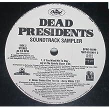 dead presidents - soundtrack sampler LP