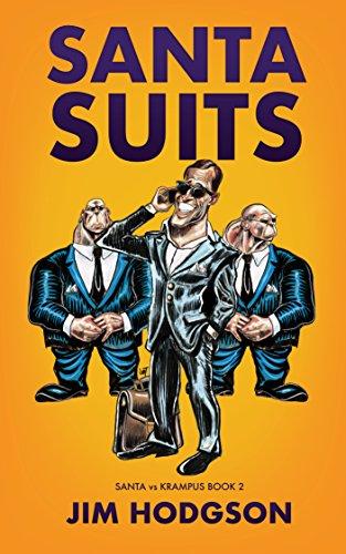 Santa Suits (Santa vs. Krampus Book 2)]()