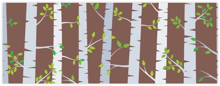 Creative Teaching Press Woodland Friends Birch Trees Border (8389)