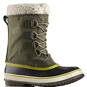 Womens Sorel Winter Carnival Waterproof Winter Snow Hiking Fur Boots