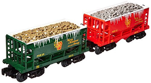 Lionel Pennsylvania Silver and Gold Ore Car (2 pack) (Lionel Trains Buildings compare prices)