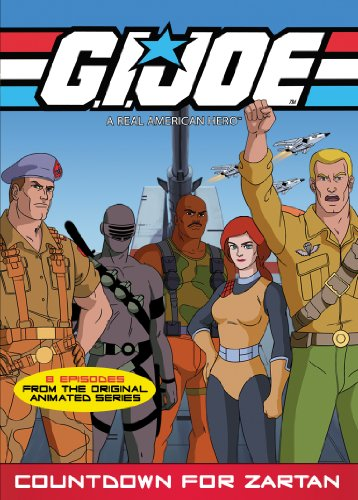 - Gi Joe: Countdown for Zartan