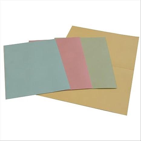 Cartelline semplici manilla 145 g//mq 5 Star 24,5x34 cm rosa H01101 conf.100