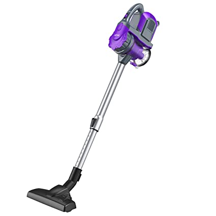 ZIGLINT Cordless Vacuum Cleaner 2-in-1 Lightweight Hand Held Vacuum Cleaner Portable Vacuum