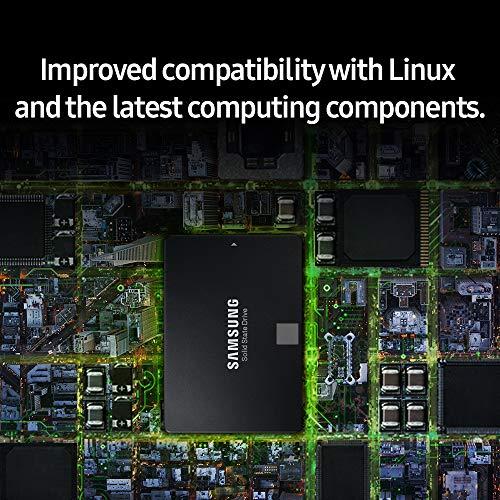 Samsung 860 EVO 2TB 2.5 Inch SATA III Internal SSD (MZ-76E2T0B/AM) by Samsung (Image #6)