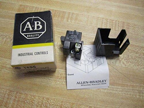 Allen Bradley 1495-N8, Auxiliary Contact Kit, Standard Duty 600V Ac-Dc 1495-N8 by Allen-Bradley