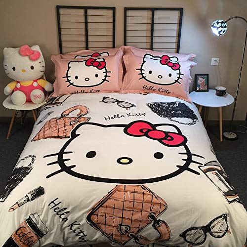 unique hello kitty bedding sets