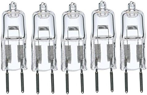 3 x BRANDED 35w HALOGEN CAPSULES LAMPS 12v GY6.35 LIGHT BULBS