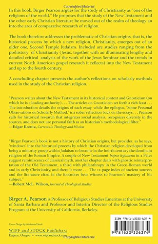 the emergence of the christian religion essays on early  the emergence of the christian religion essays on early christianity birger a pearson 9781620326374 com books