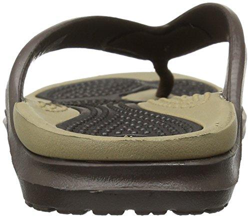 Crocs Modi Flip Espresso / Khaki