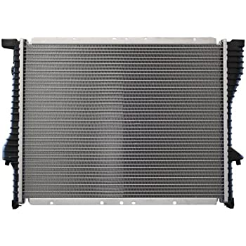Amazon Com Spectra Premium Cu2038 Complete Radiator For Bmw Automotive