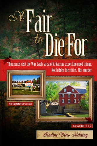 Book: A Fair To Die For by Radine Trees Nehring