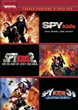 Spy Kids 3-Movie Collection (Spy Kids / The Island Of Lost Dreams / Game Over)