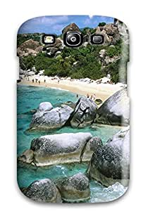 Case Cover The Virgin With Angels/ Fashionable Case For Galaxy S3