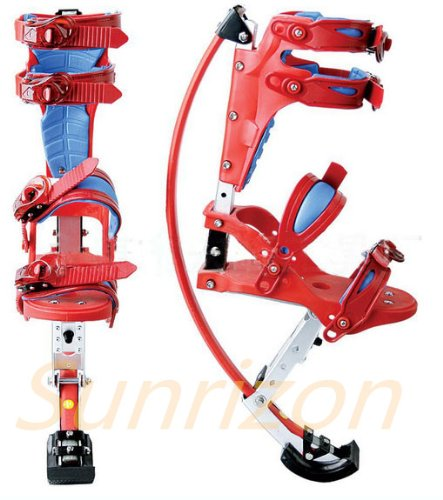Jumping Stilts 66-110 Lbs/88-132 Lbs Kids Bouncing Shoes Best Gift Present for Kids Teenager by Skyrunner