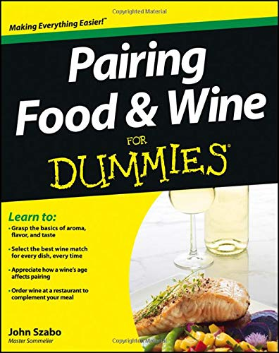 wine tasting for dummies - 6