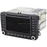 Remanufactured In-Dash Navigation Unit Display For Volkswagen Jetta Eos & Golf - BuyAutoParts 18-60249R Remanufactured