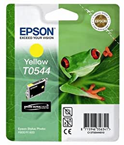 Epson C13T05444010 - Cartucho de tinta, color amarillo