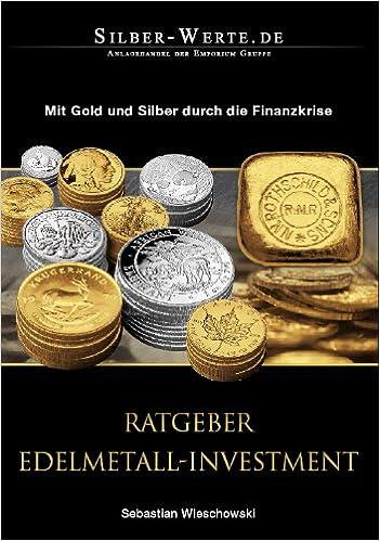 Ratgeber Edelmetall Investment Buchrezension