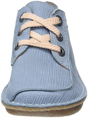 blue Dream Femme Bleu Brogues Grey Clarks Funny wXAxqHAf
