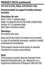 Thorne Research Veterinary - ModucareVET - Supports Healthy Immune Function - 90 Capsules