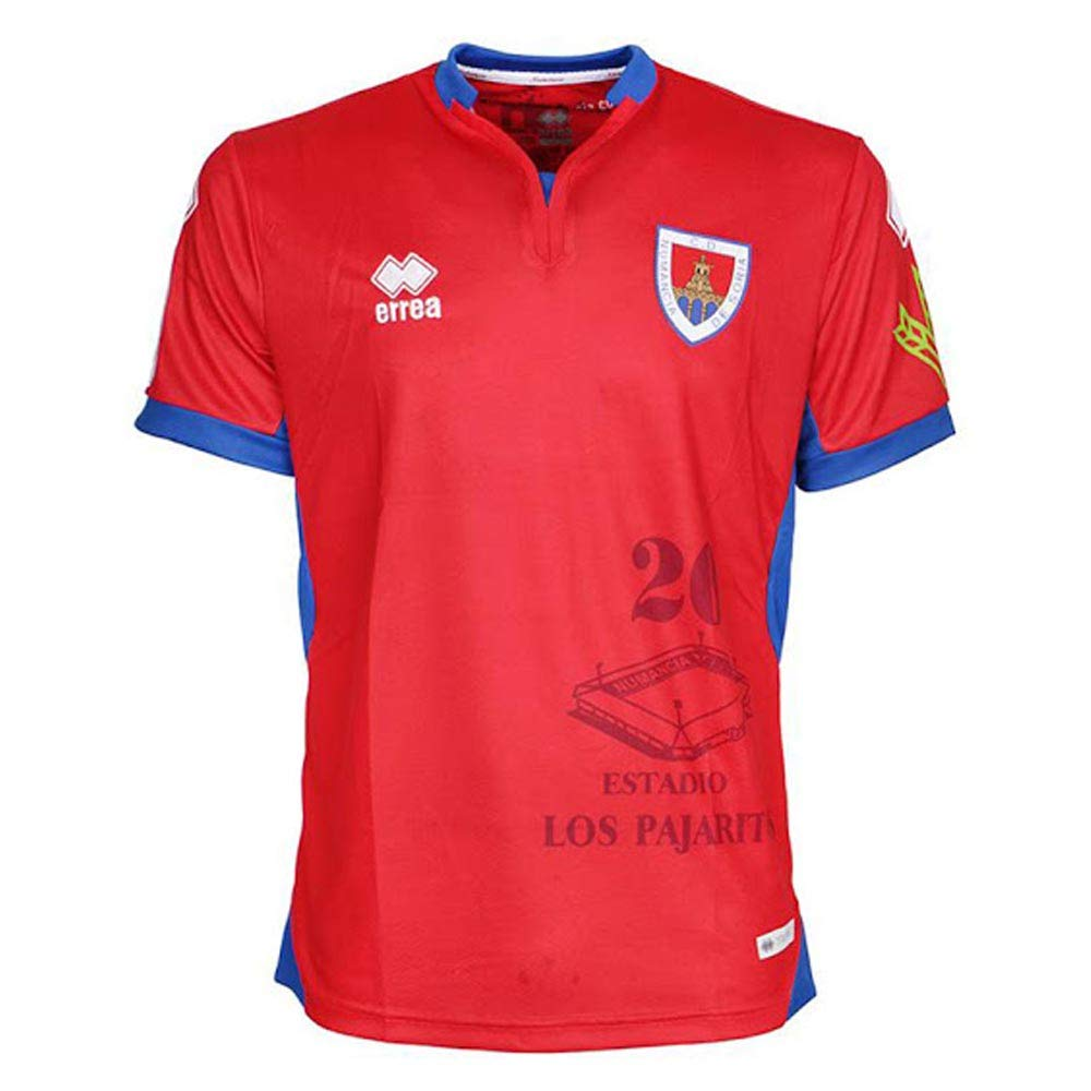 Errea 2018-2019 Numancia Home Football Soccer T-Shirt Trikot