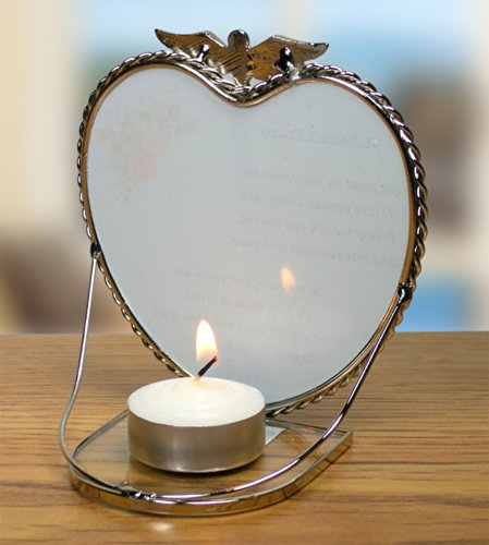 Buy nurses prayer candle holder
