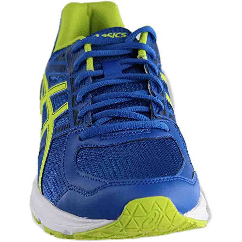 ASICS Mens Jolt Classic Blue/Neon Lime/Black discount tumblr discount extremely free shipping Inexpensive RFgYst1