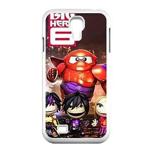 Generic for Samsung Galaxy S4 9500 Cell Phone Case White Big Hero 6 Baymax Custom HAKHAOKHG3753