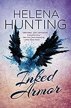 Inked Armor (The Clipped Wings Series Book 2) by [Hunting, Helena]