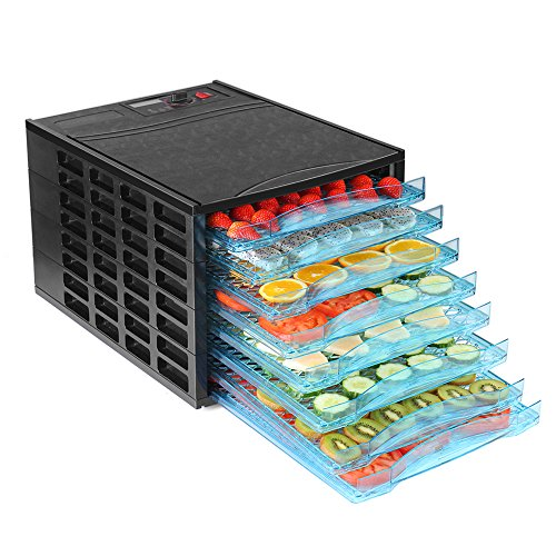 Flexzion Dehydrator Timer Temperature Control
