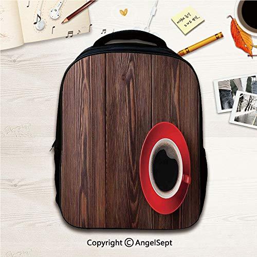 With Multi-Function Waterproof Material Bags,Fresh Coffee in Mug