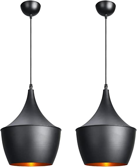 Suspension Luminaire Plafond Plafonnier luminaire m/étal CCLIFE Suspension Luminaire R/étro