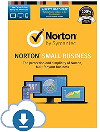 Norton Small Business - 20 Devices [Download Code]