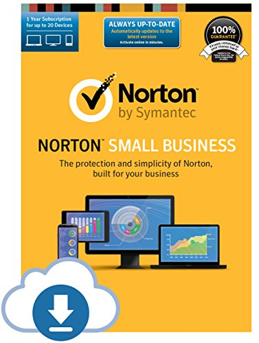 Norton Small Business - 10 Devices [Download Code] by Symantec