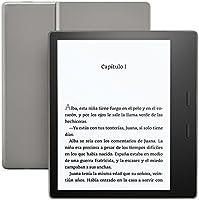 """Kindle Oasis (Generación anterior - 9ma), resistente al agua, pantalla de 7"""" (17,78 cm) de alta resolución sin reflejos..."""