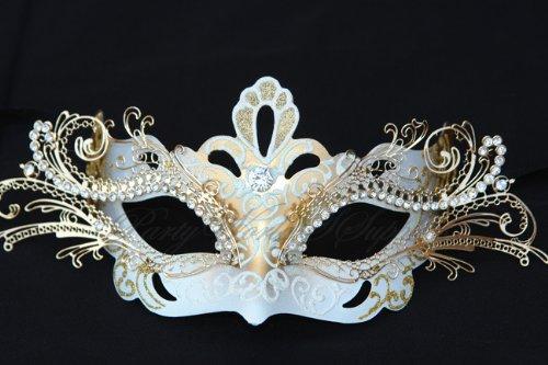 Paper Mache Eye Mask