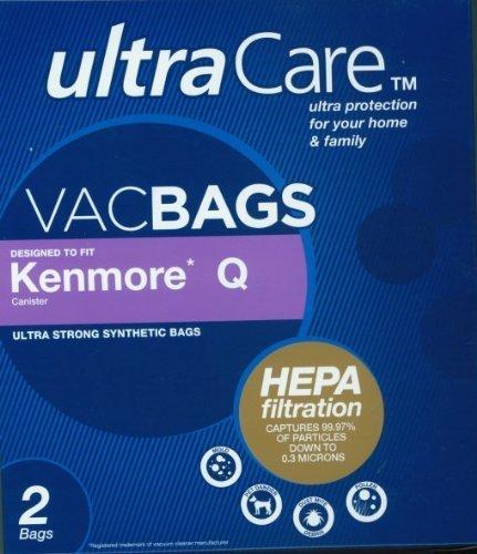 kenmore 0 bags - 6