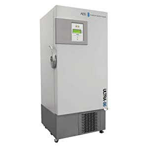 American BioTech Supply ABT-115V-1786 Ultra Low Temperature Freezer, 115V, 17 cu. ft. Capacity, Grey
