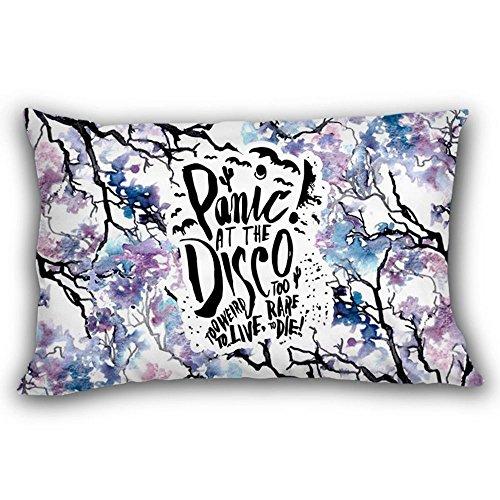 Band Pillow (Damuiyans Panic At The Disco Rock Band Logo New Pillow Case Only)