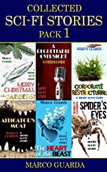 Collected Sci-Fi Stories (Pack Book 1) (English Edition)