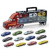 Big Rig Hauler Truck Toy