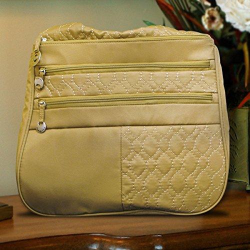 Travelon Nylon Quilted Shoulder Bag 57