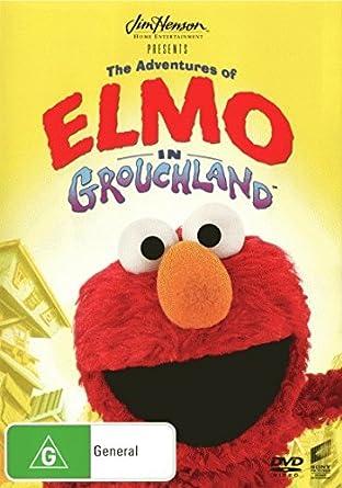 Amazon Com Adventures Of Elmo In Grouchland Movies Tv