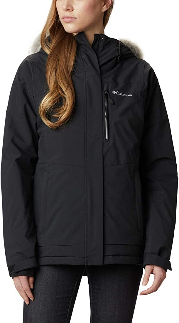 Columbia Womens Ava Alpine Insulated Jacket: Clothing