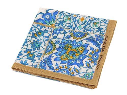 (비비안웨스트 우드) Vivienne Westwood 대형 손수건 v1201-01
