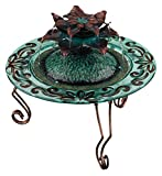 Regal Art &Gift Copper Lotus Fountain, 12-Inch