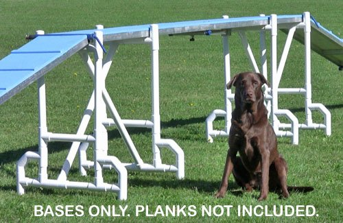 Affordable Agility 36 inch Dog Walk Base Kit by Affordable Agility